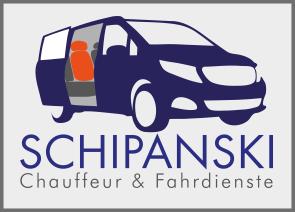 Logo Schipanski Chauffeur & Fahrdienste